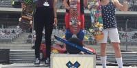 ついに!X Gamesスケートボードで日本人が金メダル!