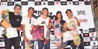 日本初開催World Cup Skateboarding!注目の瀬尻・堀米・池田インタビュー