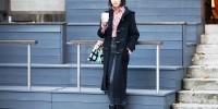 臼田あさ美がオシャレに決まるカジュアルxマスコーデをLOVE MORE FASHIONで公開