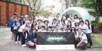 音楽の力で社会貢献「RockCorps supported by JT 2017」今年は渋谷でボランティア始動!