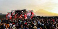 富士山麓の野外ロックフェス「SWEET LOVE SHOWER 2017」、6万7000人の熱狂をレポート!