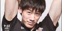 男子バレーの石川祐希選手が週刊朝日の表紙、グラビアに登場!