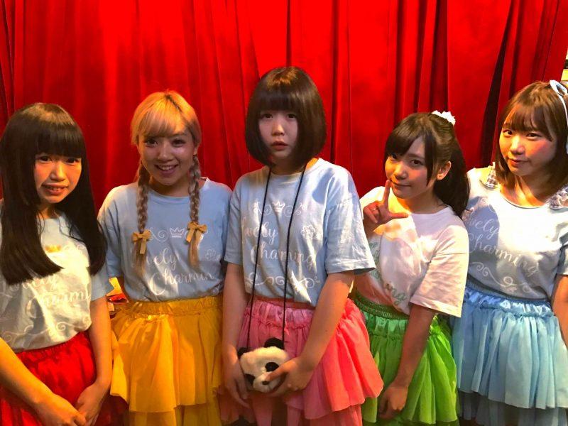 平均身長148cm!低身長アイドルグループ『Love☆Cha』に突撃!靴の匂いを嗅ぐのがブーム?