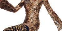 大人気モデル・テイラー・ヒルが『VOGUE JAPAN』に登場