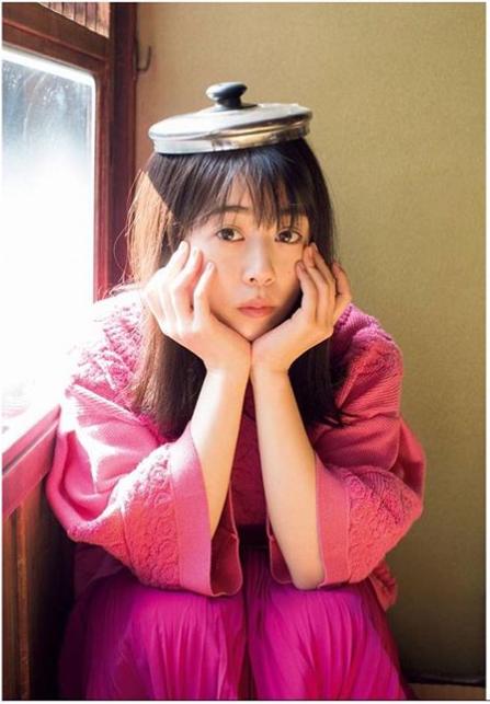 """被说成为""""Yakeru""""的Miki Takahata漂亮"""