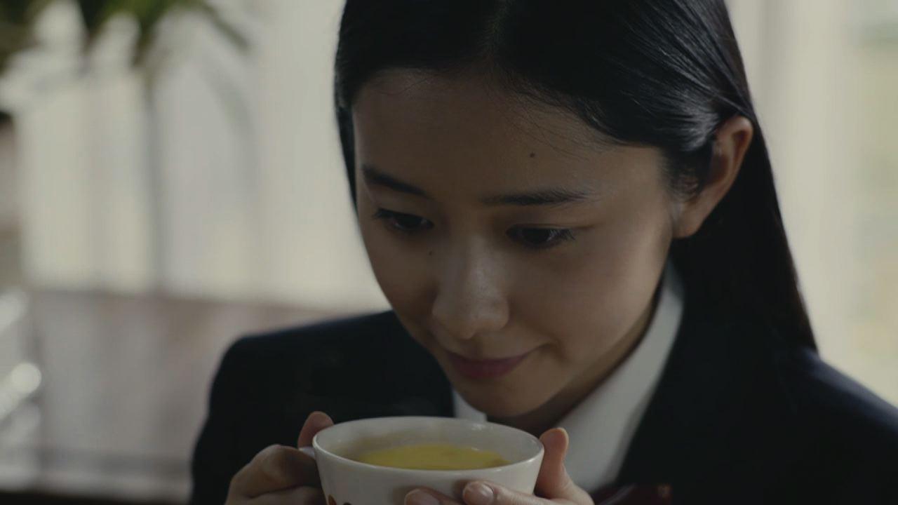 朝ドラ女優、堀田真由。話題のクノール®カップスープCMで頑張れ受験生!!