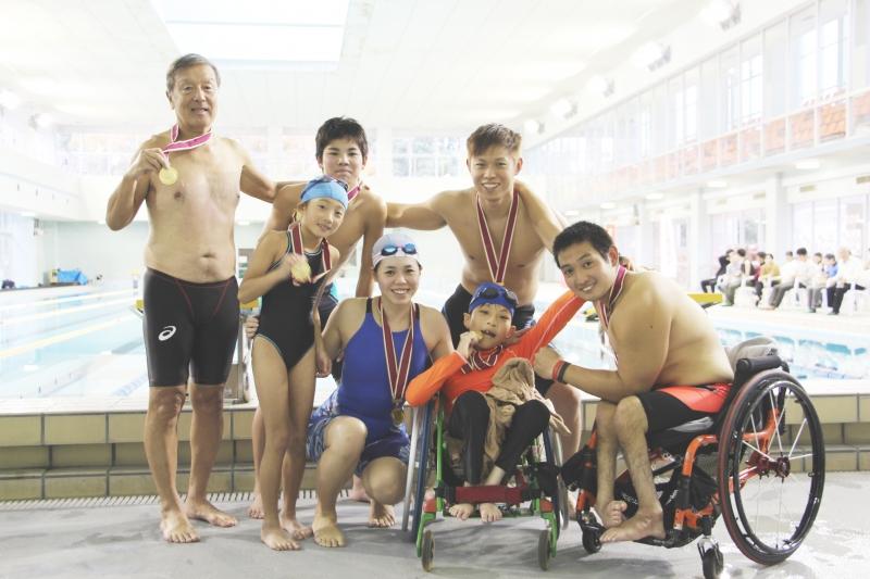 """【胸熱動画】競うだけがスポーツじゃない。競泳メダリスト星奈津美含む7人の""""自分への挑戦"""""""
