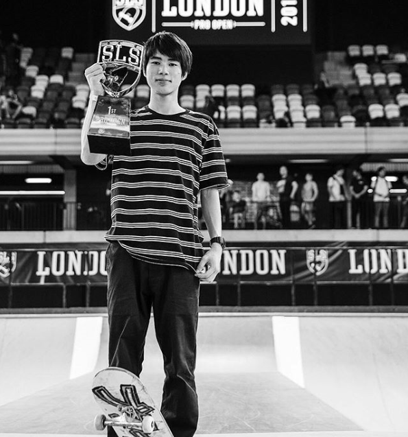 ついに堀米雄斗が初優勝!Street League Skateboarding LONDON PRO OPEN