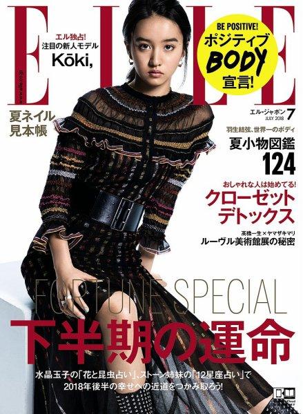 木村拓哉と工藤静香の次女kokiがモデルデビュー!オフショット動画も公開
