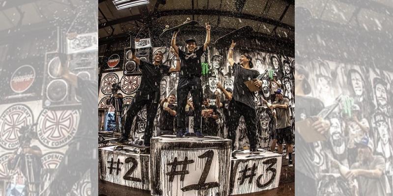 国内甲板品牌HIBRID的车手赢得了Tampa AM 2018与池田大辅!