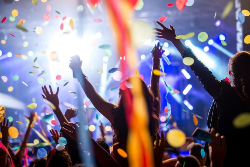[禁止]你能在音乐会活动中完全排除一个人吗? !