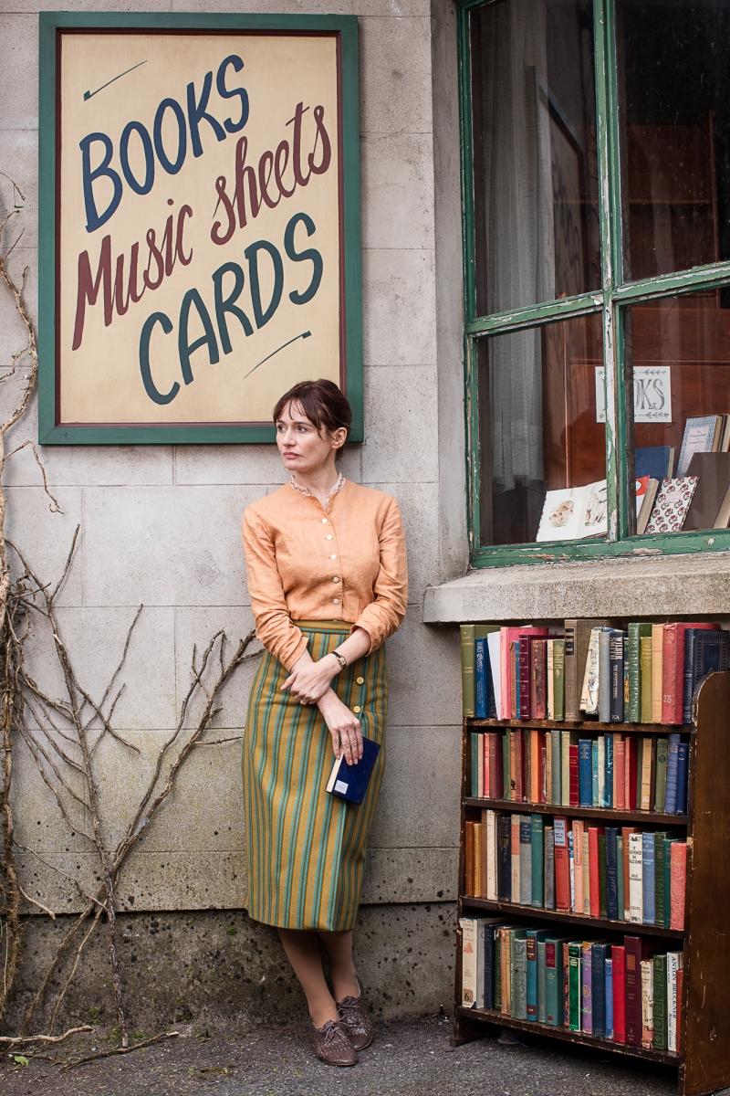 """鼓励强大的力量开设一家书店,这是与已故丈夫的梦想/电影""""我的书店""""(3月9日)"""