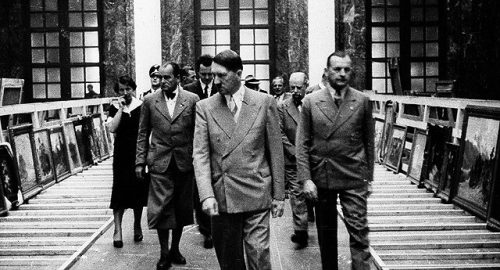 ヒトラーは美術品を政治に利用していた?!ナチスによる美術品略奪を巡るドキュメンタリー映画『ヒトラーVS.ピカソ 奪われた名画のゆくえ』(4月19日公開)