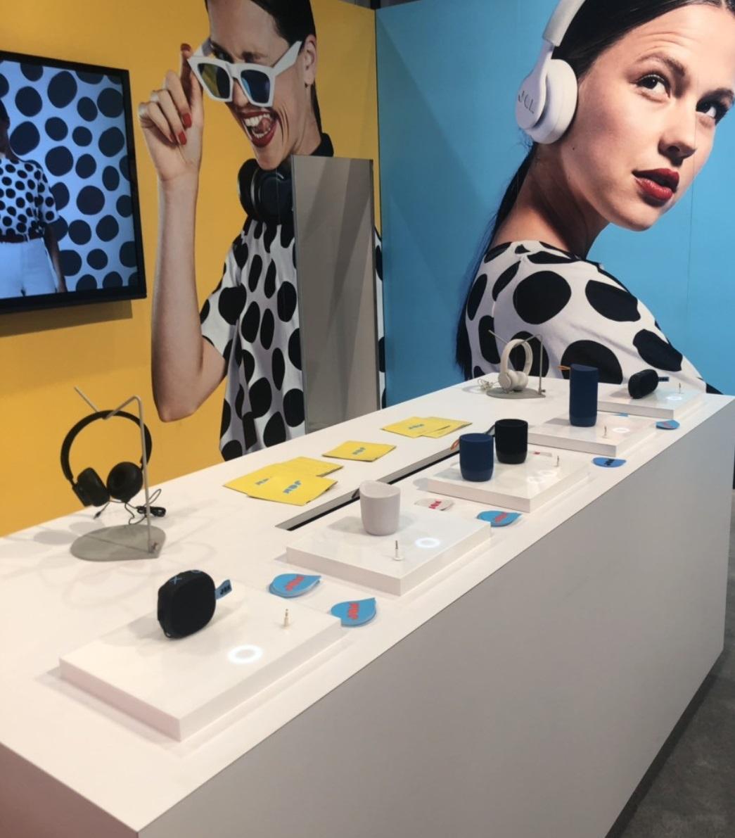 米国の人気オーディオブランド「JAM Audio」が日本初上陸!期間限定のPOP UP STOREが表参道にオープン