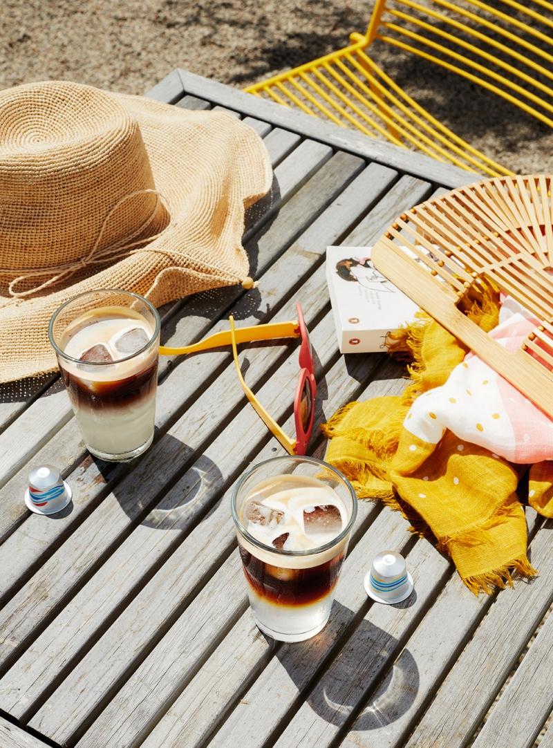 ネスプレッソに夏にぴったりのアイスコーヒーレシピ専用コーヒーが登場!