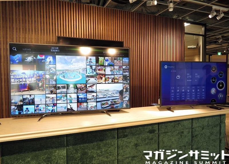 テレビが便利すぎてテレビでなくなる?!ピクセラ発 4K Smart TV「BIZmode」がホテルを中心にBtoB事業開始