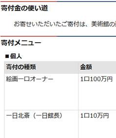 東京墨田区のふるさと納税特典