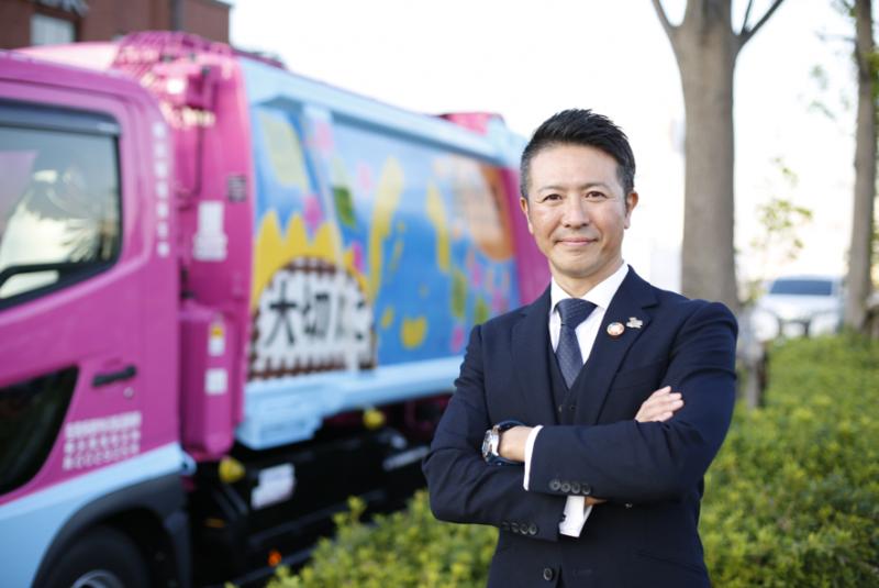 「子どもたちに憧れられる仕事にしたい」廃棄物収集業界に革命を起こす横浜環境保全 の代表・髙橋義和さんにインタビュー