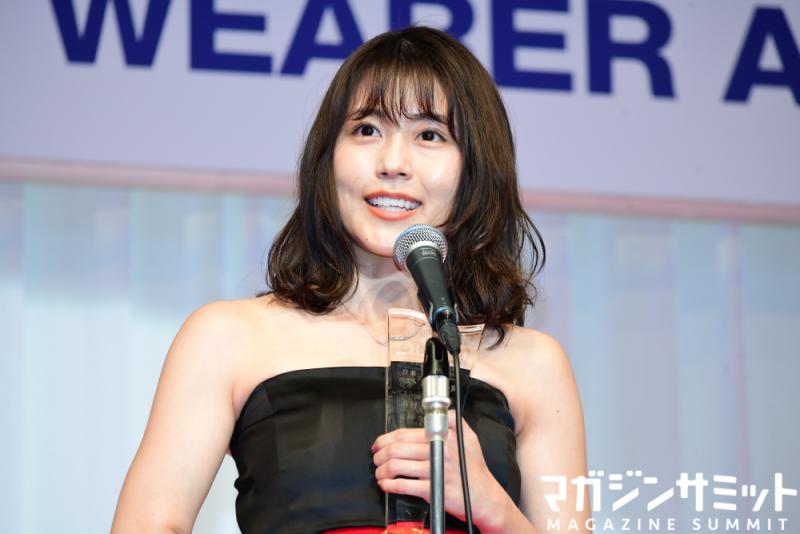 有村架純さんや木村文乃さんが美麗ドレスで登場ッ!「第31回 日本ジュエリーベストドレッサー賞」表彰式
