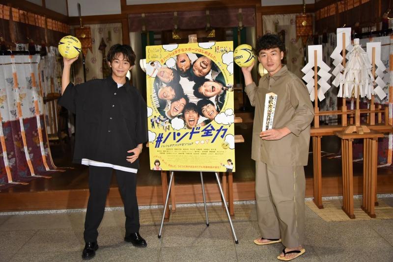 元こども店長・加藤清史郎、7年ぶりの主演映画ヒット祈願で「緊張しました」