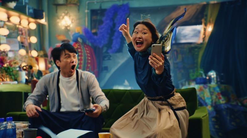 THE W優勝の吉住とアンジャッシュ児嶋が出演する「一番くじ ONLINE」新TVCMが放映開始!2人のインタビューをお届け!