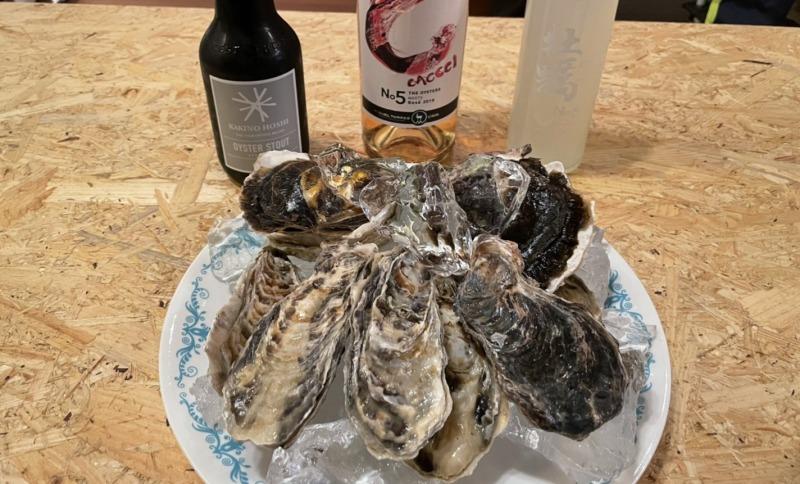 【絶品】春は牡蠣!自宅で生牡蠣、焼き牡蠣を堪能させていただきました