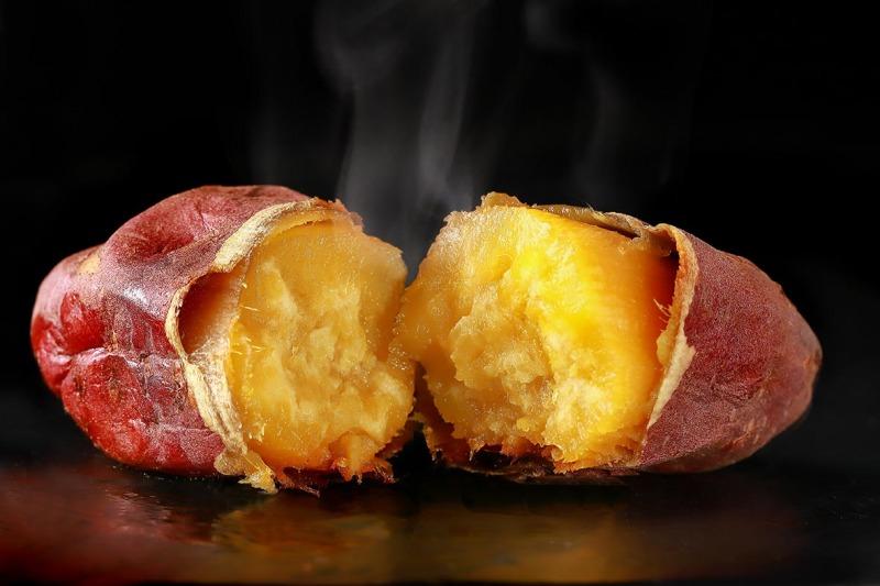 しっとり焼き芋イメージ