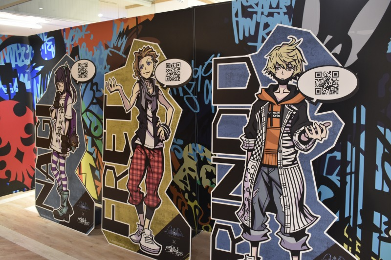 """人気アクションRPG「新すばらしきこのせかい」がリアルイベントに!今すぐ渋谷で""""死神のゲーム""""に参加せよ!!"""